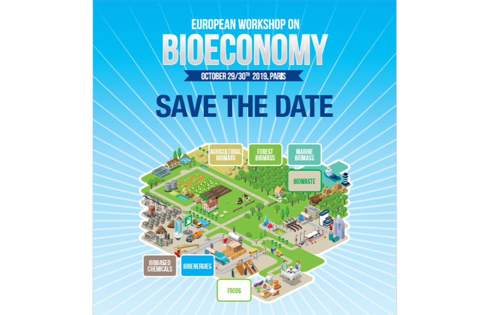 European Bioeconomy workshop is looking for young researchers to